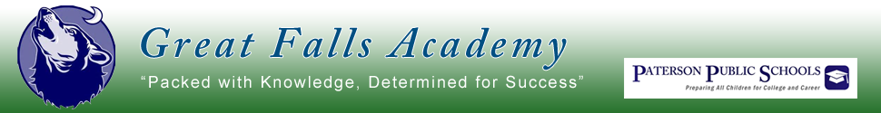 Great Falls Academy  Logo